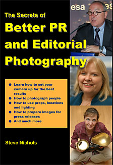 Better Editorial and PR Photographyw